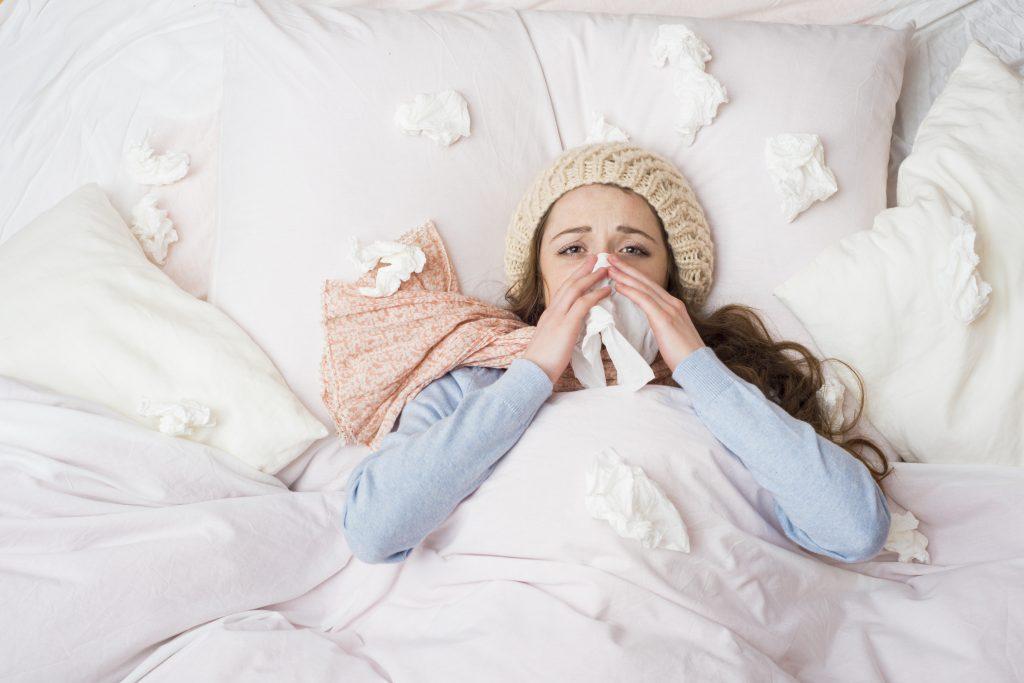 4 Reasons to get a Flu Shot