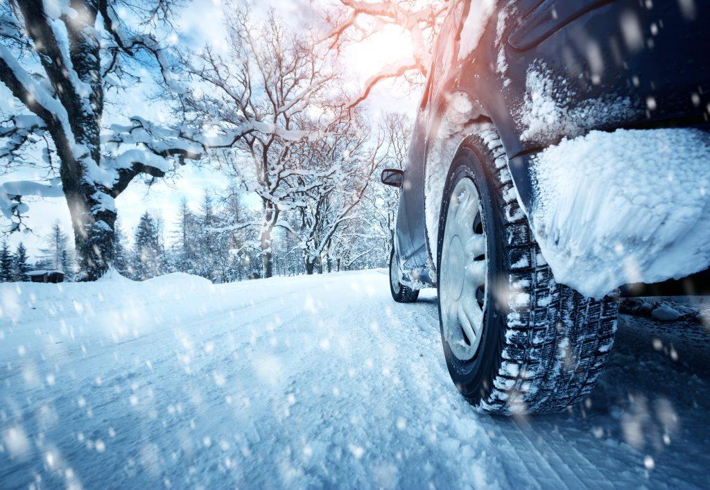 Driving on Snow