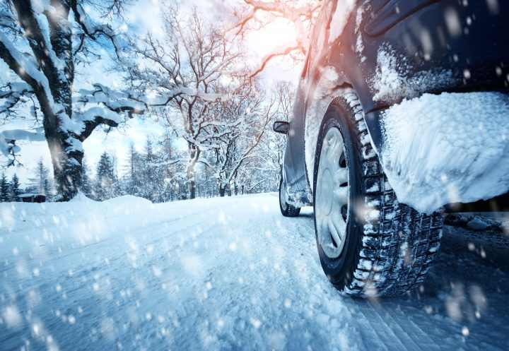 Is Your Car Stocked for Snow Driving?