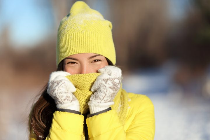 Tips for Cold-Weather Skin Care