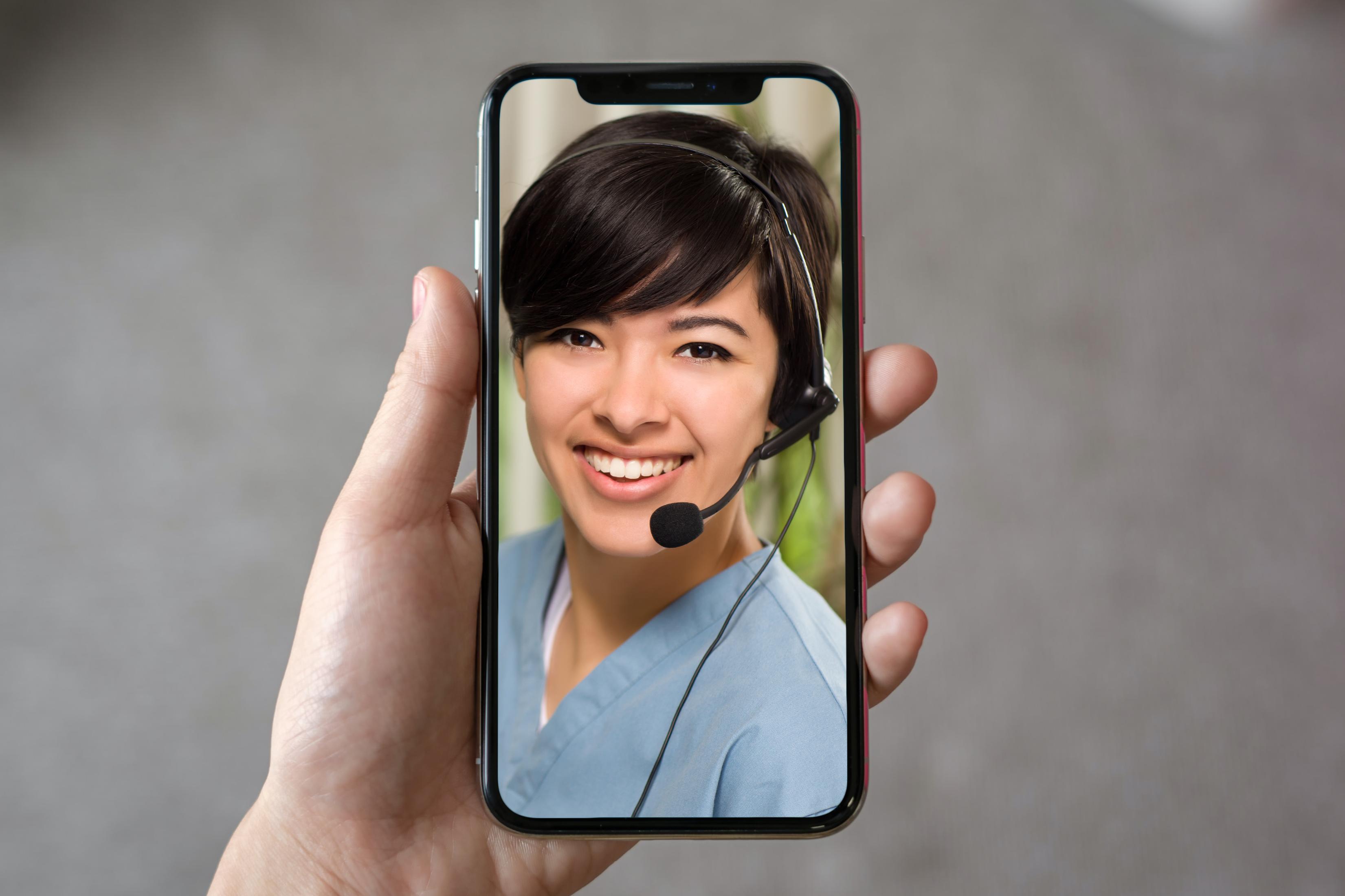 Virtual Check-In Nurse